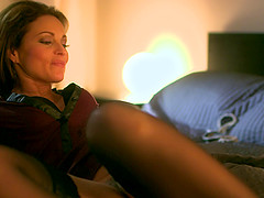 MILF babe is an expert cock sucker and loves receiving oral sex