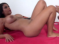 Kesha Ortega enjoys he new friend's great fucking skills